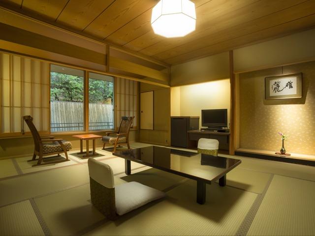 琴平花壇 / 富士見台/和室(琴平山側/禁煙)41平米