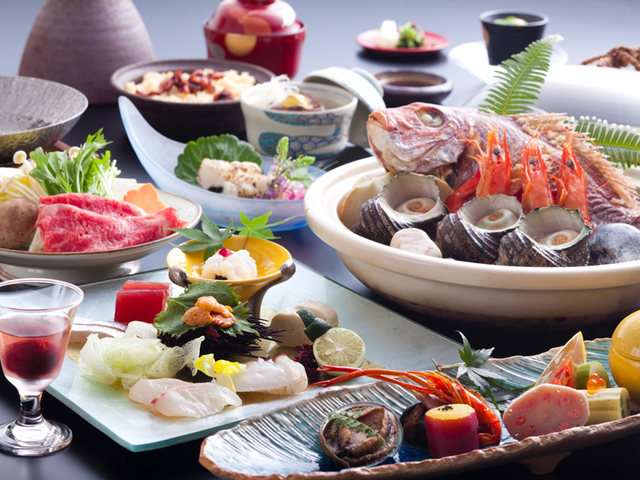 ホテルニューアワジ / 【早得21】淡路の鮮魚と山里の幸を味わう夏の膳