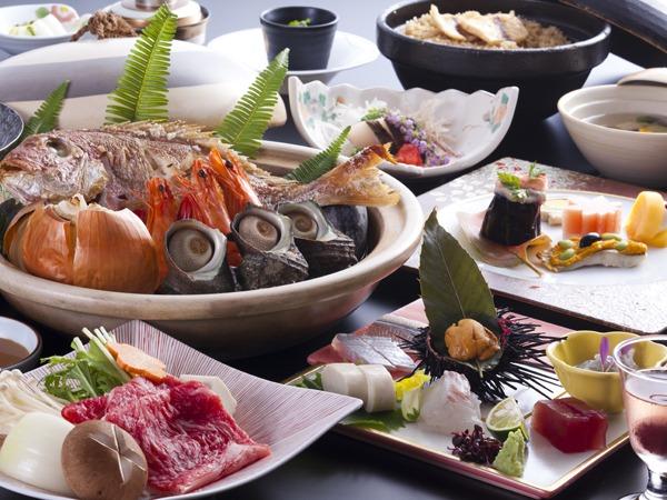 ホテルニューアワジ / 【早割30(公式HP限定)】淡路の鮮魚と山里の幸を味わう秋の膳