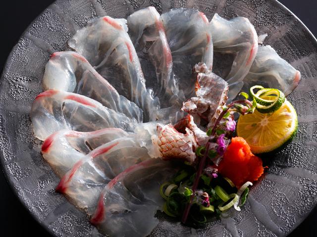 ホテルニューアワジ プラザ淡路島 / 天然桜鯛づくし会席 ~淡路牛ステーキを添えて~