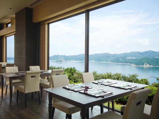 ホテルニューアワジ プラザ淡路島 / 島の恵みを和食とフレンチで味わう夏会席