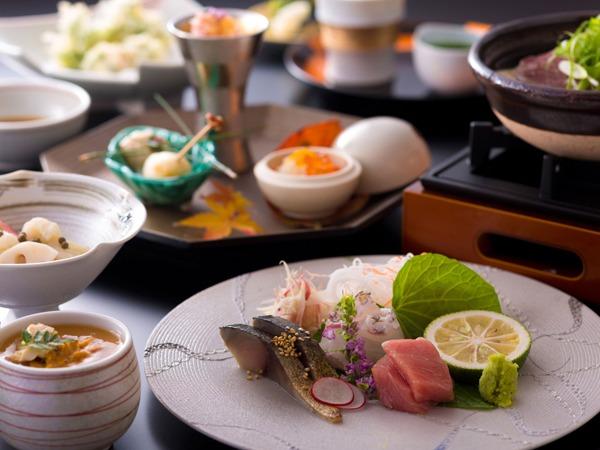 清水小路 坂のホテル京都 / 【二食付】美食の都・京都の海の恵み里山の幸と食の宝庫・御食国の味覚を愉しむ懐石ディナー