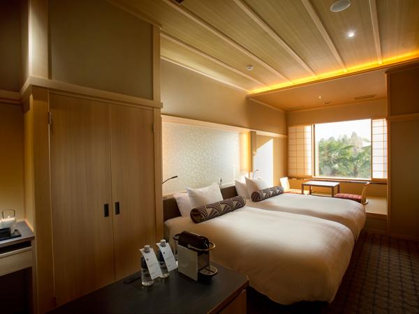 清水小路 坂のホテル京都 / スーペリアツイン(掘り炬燵付) 35平米