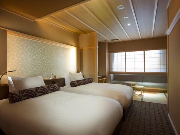 清水小路 坂のホテル京都 / デラックスツイン 47平米