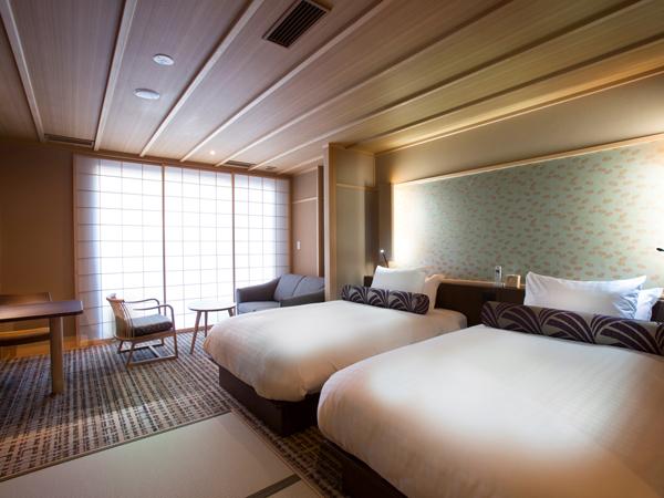 清水小路 坂のホテル京都 / デラックストリプル(縁側テラス付) 41平米