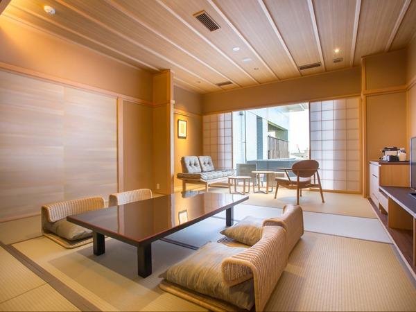 清水小路 坂のホテル京都 / 和室(縁側テラス付) 53平米