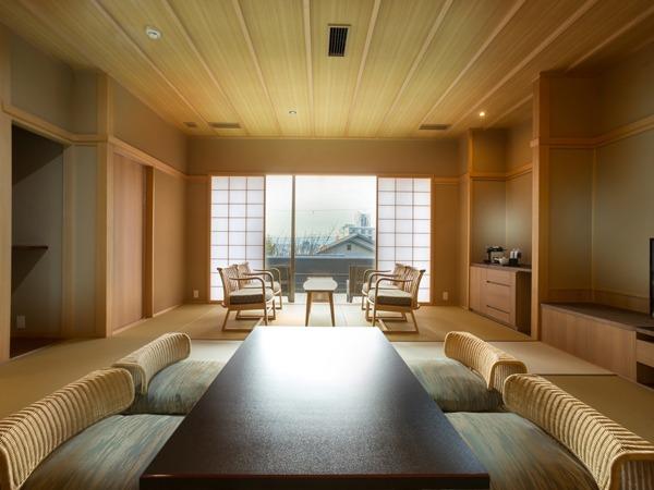 清水小路 坂のホテル京都 / 和室(縁側テラス付) 64平米