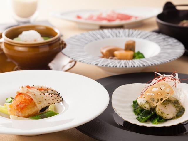 神戸ベイシェラトン ホテル&タワーズ / 【中国料理 -翠亨園-】本格広東料理を味わうコースディナー&アイテム豊富な朝食ブッフェ