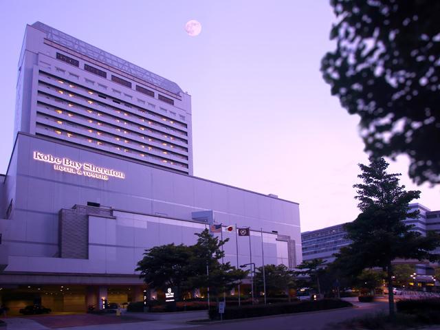 神戸ベイシェラトン ホテル&タワーズ / <クリスマス2019>ネージュ★シャンパン&ストロベリーのルームサービス&50種以上の和洋朝食ブッフェ