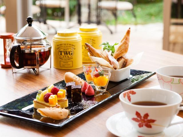 神戸ベイシェラトン ホテル&タワーズ シェラトンハイティー&朝食ブッフェ付きプラン