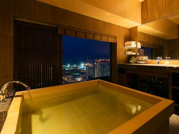 神戸ベイシェラトン ホテル&タワーズ 【2013年12月OPEN】クラブジャパニーズスイート(56平米/海側/禁煙)
