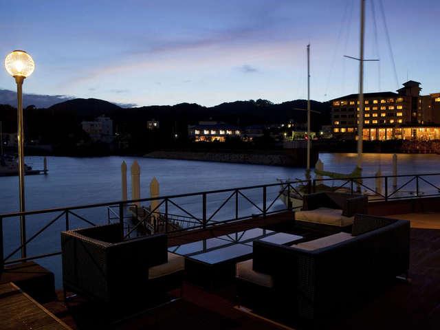 海のホテル 島花 【Sweet Night Memories】星降る夜空のXmas(朝食付)