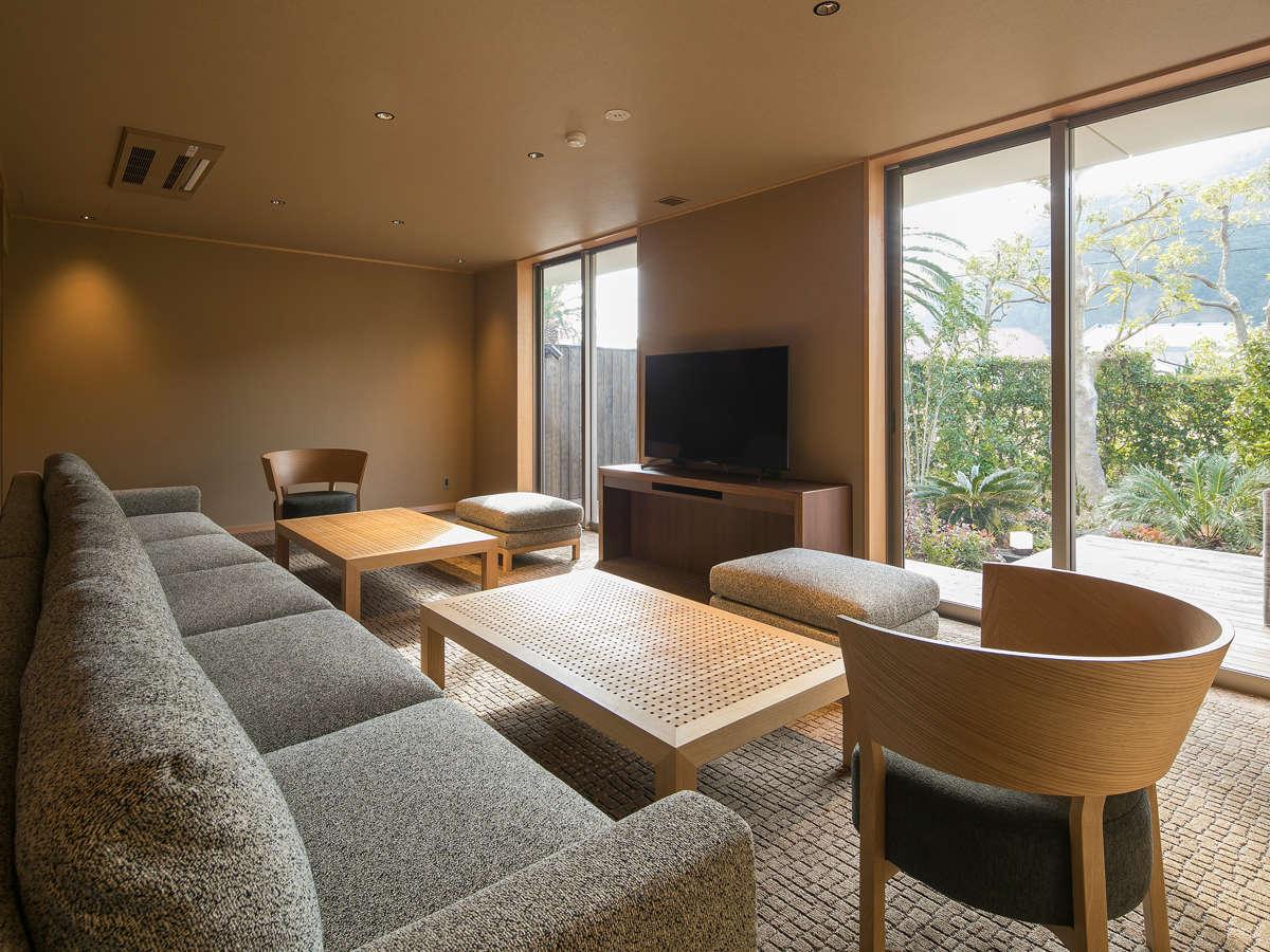 海のホテル島花 レジデンスヴィラ / 【グランヴィラ】最大4客室+専用LDK&スパ貸切