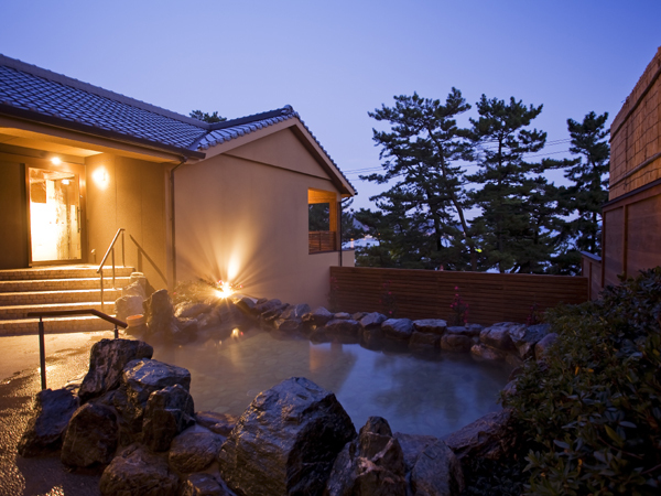 夢海游 淡路島 / 湯巡りと四季折々の味覚を愉しむプラン