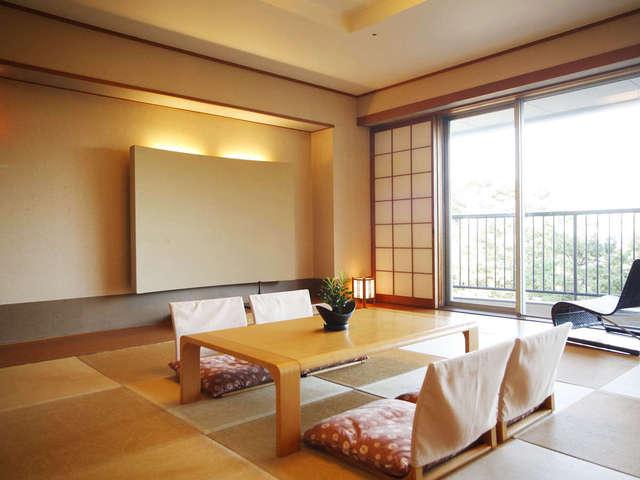 夢海游 淡路島 / 琉球畳和室