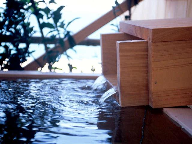 淡路夢泉景 私だけのお風呂を楽しむ宿泊プラン