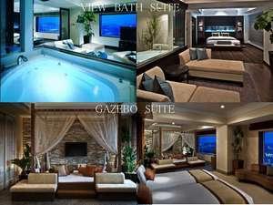 浦安ブライトンホテル東京ベイ / THE SUITE(VIEW BATH SUITEまたはGAZEBO SUITE)