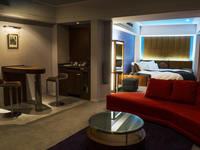 浦安ブライトンホテル東京ベイ Lover's Suite