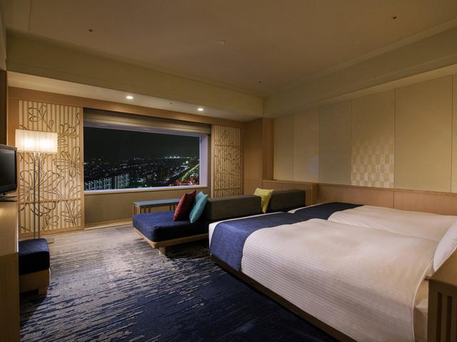 浦安ブライトンホテル東京ベイ / 【特別フロア】ルーム・水鏡 ~ジ・アッパー・ビュー~