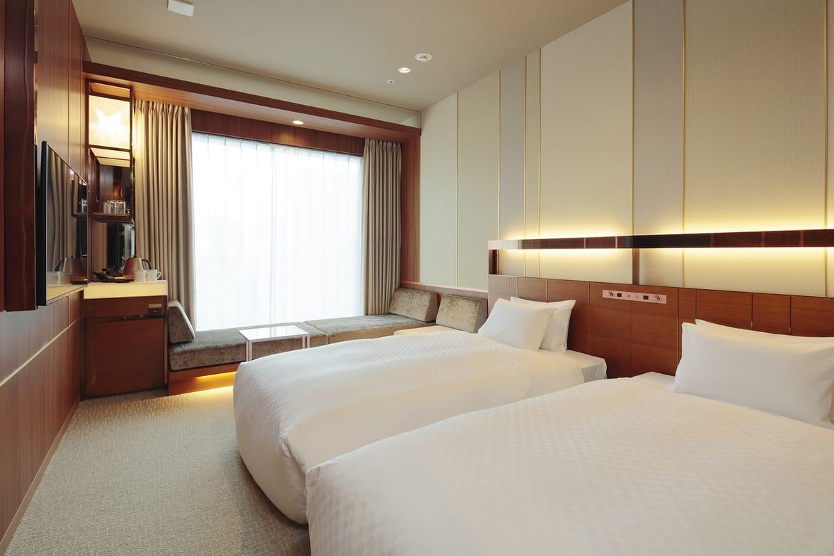 カンデオホテルズ大宮 ツインルーム