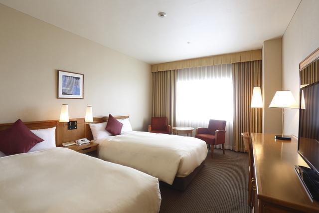 第一ホテル両国 / 【喫煙】スーペリアツイン【26.8㎡】