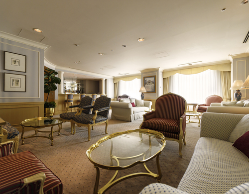 第一ホテル東京 / 高層特別階「プルミエールフロア」を満喫プラン♪~専用ラウンジ&選べる朝食付き~