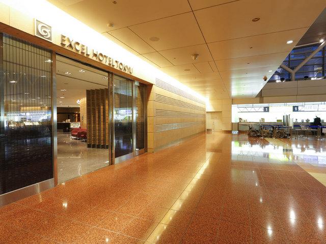 羽田エクセルホテル東急 / 【羽田空港第二ターミナル直結】ターミナルステイプラン (朝食付)