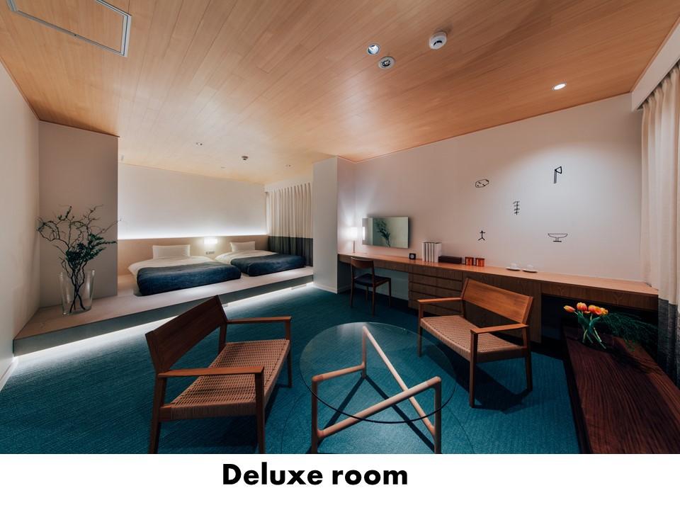 HOTEL GRAPHY NEZU / デラックスキングルーム