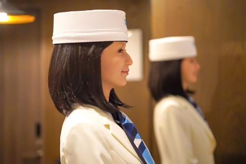 変なホテル東京 銀座 / ◆今話題の!LGスタイラー全室導入◆変なホテル東京 銀座☆宿泊プラン<朝食付き>