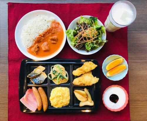 変なホテル東京 羽田 【正規料金プラン 】変なホテル東京 羽田   <朝食付き>
