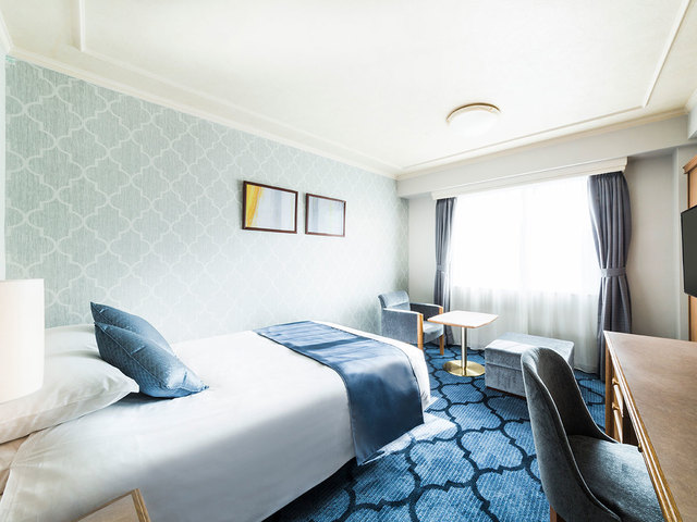 千里阪急ホテル / 東館ダブルA(禁煙)