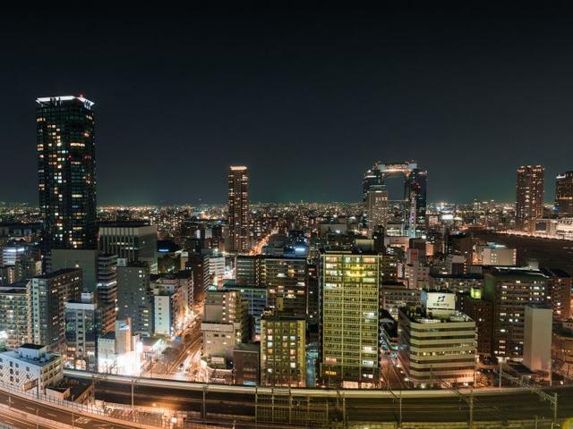 ホテル阪神大阪 / 【基本プラン×素泊まり】 全部屋20㎡以上&14階以上の高層階!お部屋で天然温泉が楽しめます♪
