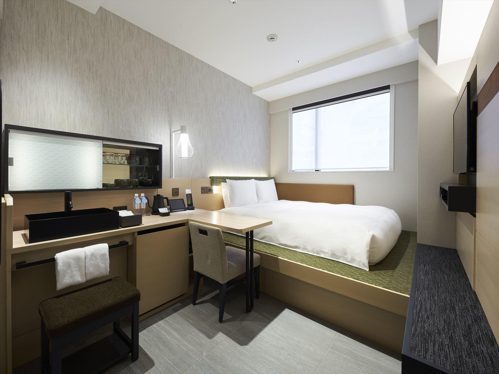 HOTEL 1899 TOKYO 【禁煙】スーペリアダブルB -ENGAWA-