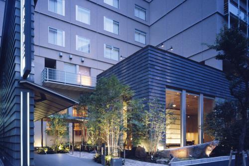 庭のホテル 東京 通常料金【食事なし】