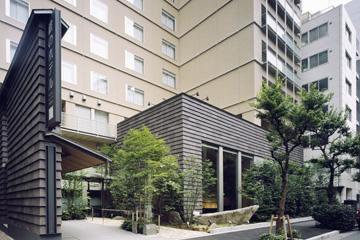 庭のホテル 東京 / 標準料金プラン【食事なし】