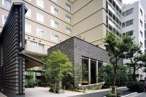 庭のホテル 東京 通常料金【朝食付き】