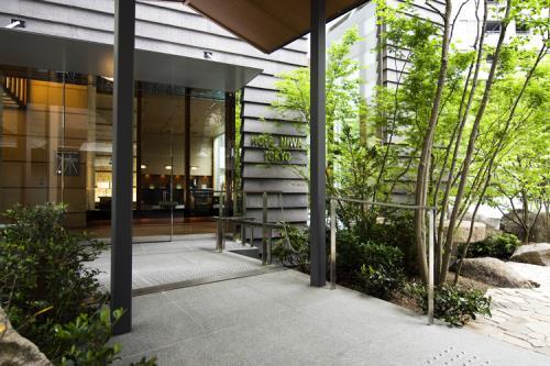 庭のホテル 東京 / 標準料金プラン【朝食付き】