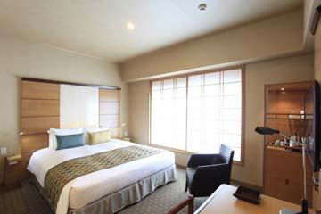 庭のホテル 東京 スーペリアダブル禁煙