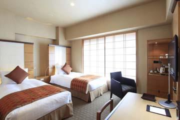 庭のホテル 東京 スーペリアツイン喫煙C