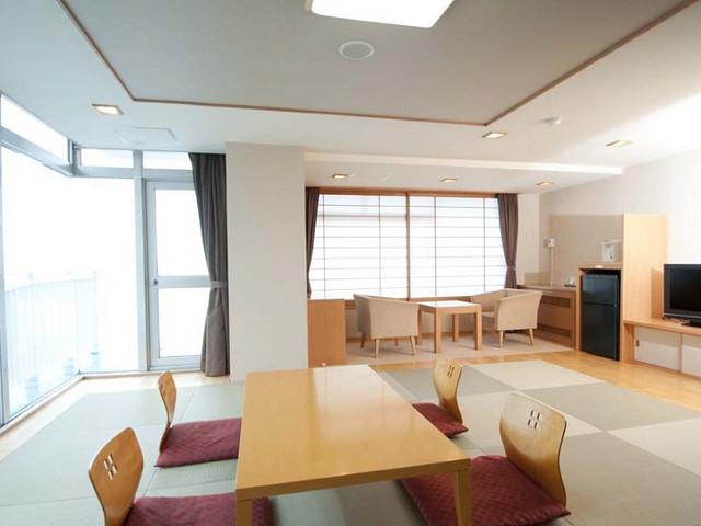 鴨川シーワールドホテル / 2021年4月~【和室特別室・401号室】シーワールドと海が一望できる特別なお部屋