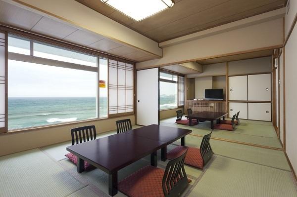 鴨川シーワールドホテル / 2021年4月~【8畳2間 特別室(307号室)】ゆったり和室プラン
