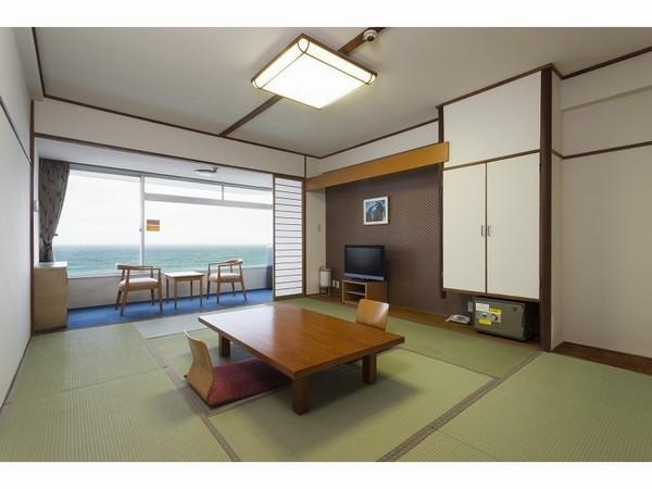 鴨川シーワールドホテル / 和室5F禁煙フロアー