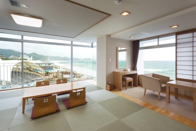 鴨川シーワールドホテル / 特別室 和室