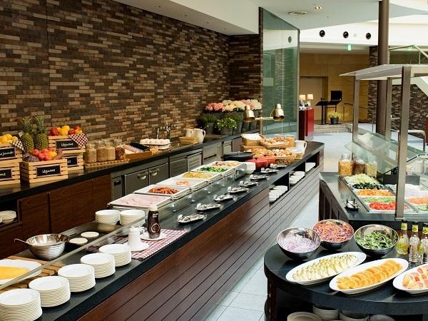 東京ベイ舞浜ホテル / 【航空券付き】レストランでの和洋食ビュッフェ朝食付きプラン