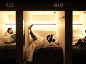 The Millennials渋谷 /  【2名利用】スマートポッド2室利用(全ての性別)