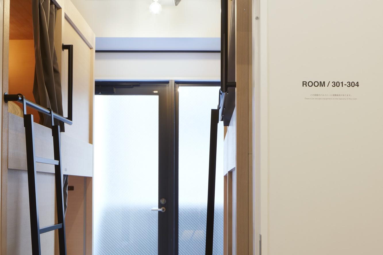 MUSTARD HOTEL ASAKUSA 1 / 4名個室(女性限定)