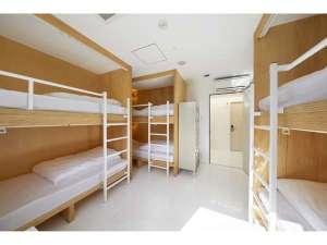 MUSTARD HOTEL SHIBUYA / ドミトリーファミリー
