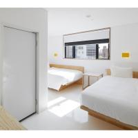 MUSTARD HOTEL SHIBUYA / スーペリアツイン