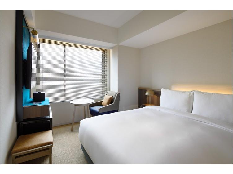 NOHGA HOTEL AKIHABARA TOKYO / ダブルルーム(レインシャワーブースのみ)