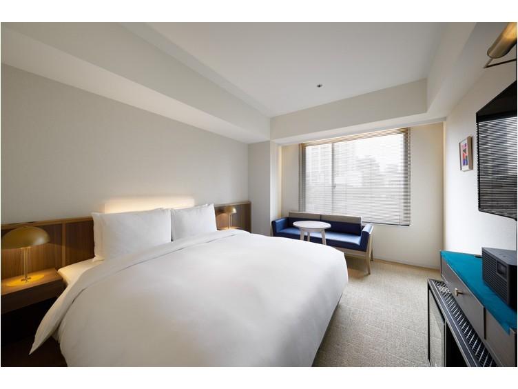 NOHGA HOTEL AKIHABARA TOKYO / スーペリアダブルルーム(レインシャワーブースのみ)